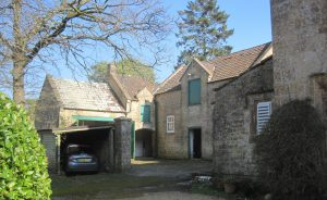 Coach House and stables, Askerswell House