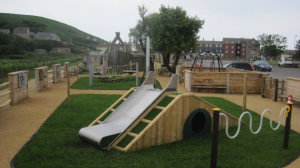 West Bay play park