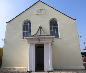 West Bay chapel