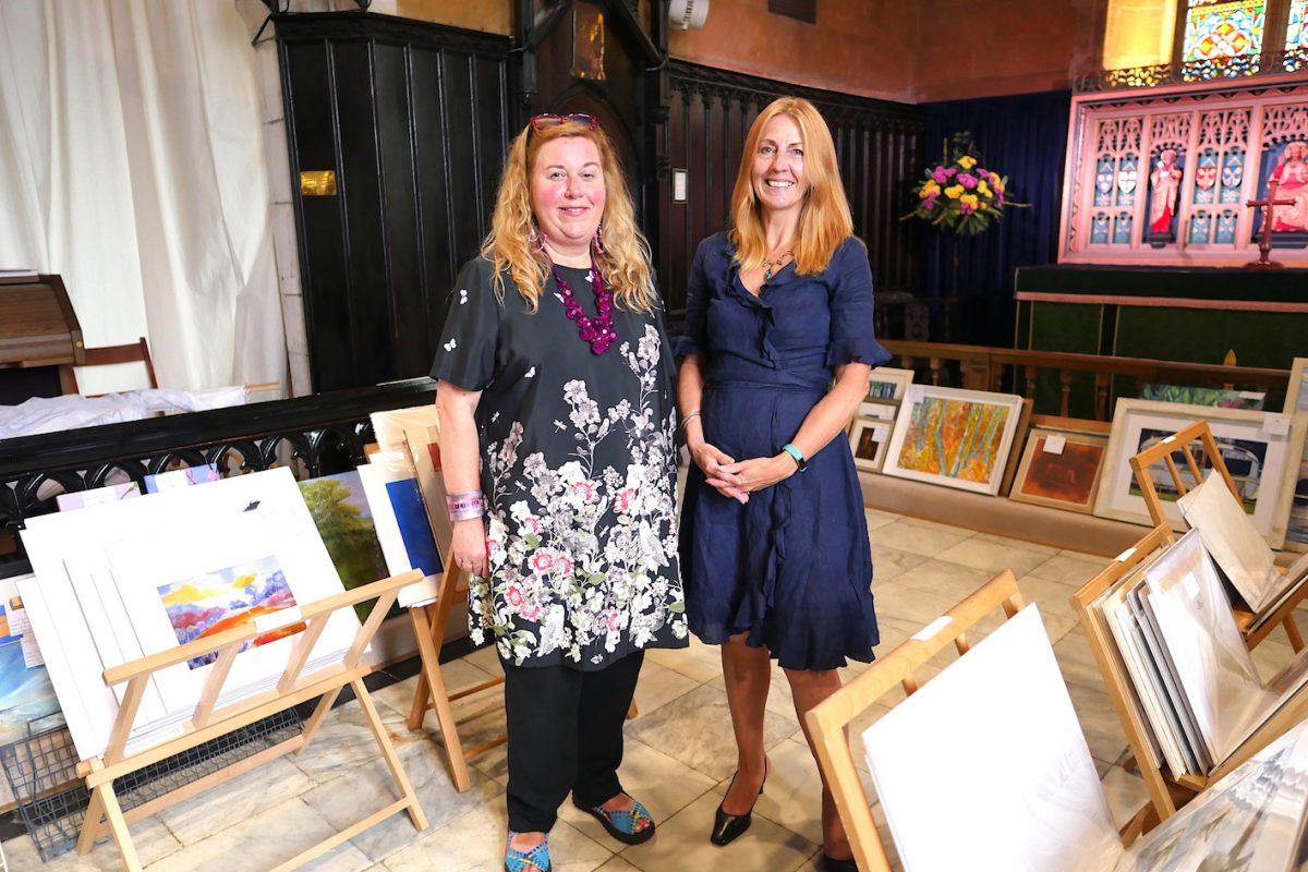 Angel Architecture sponsors art talk