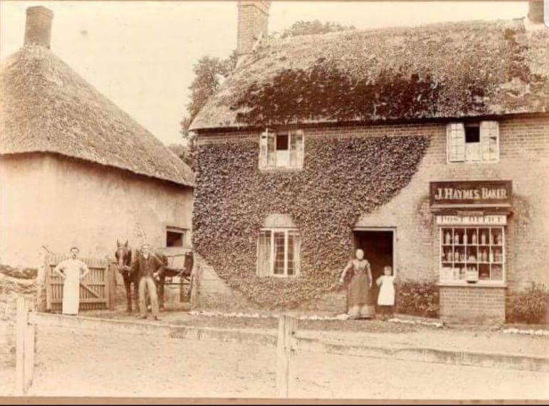 Old Bakery Gittisham