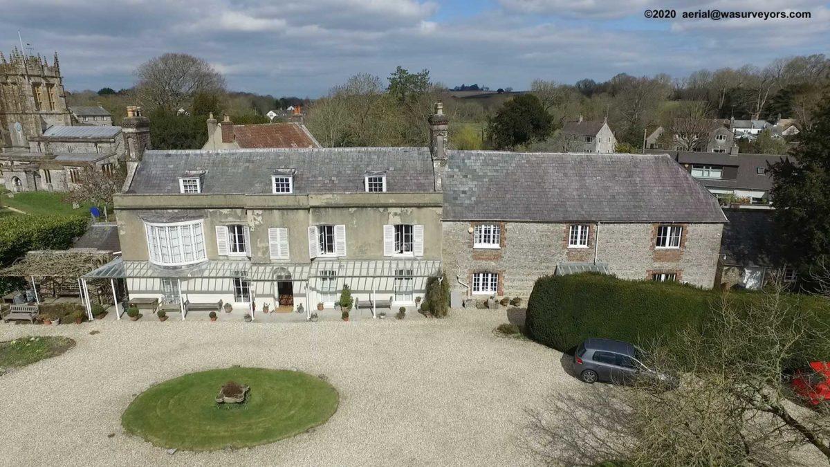 Charminster Tudor House